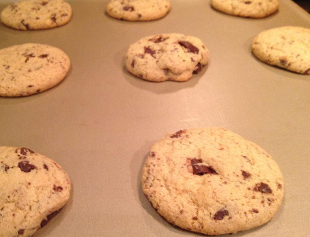 gl;uten-free cookie recipe using cup for cup flour review
