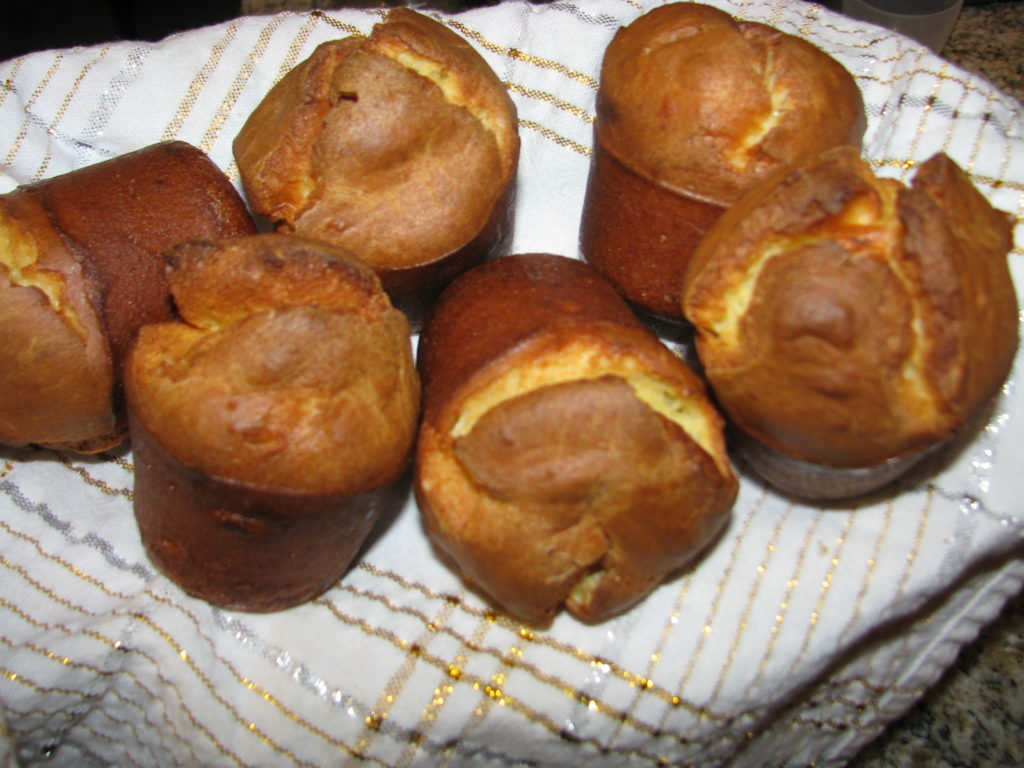 gluten-free popovers cup for cup flour